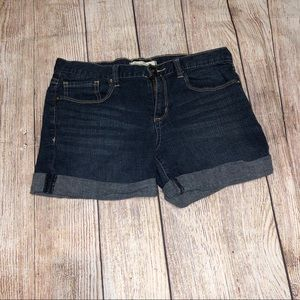 Urban Outfitters | BDG Low Rise Rolled Shorts